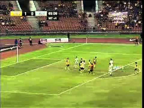 [Pre-Olympics 2012]  Harimau Muda  Vs Pakistan [2-0]