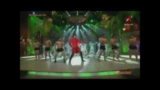 Abhishek bachchan dancing Star Guild Awards 2013