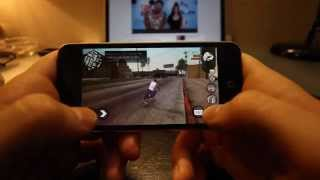 TOP 10 GRAPHICS GAMES FOR iOS!!