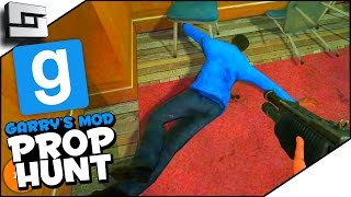 SUCK IT!!!!!!!!!!!!! (Gmod Prop Hunt Funny Moments)
