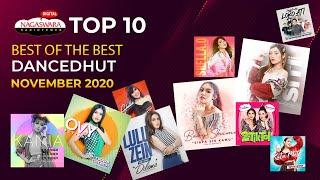 Download Lagu Mp3 Chart Dangdut Terbaik - NAGASWARA TOP 10 DanceDhut November 2020 MV Full