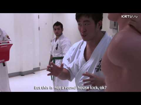 Kyokushin Karate in Korea - Part 3 Image 1