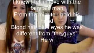 Watch Megan  Liz Fairytale Man video