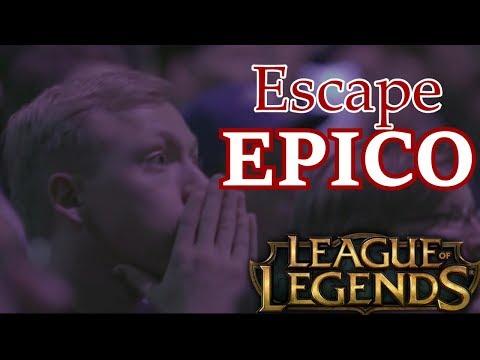 Download Lagu 10 ESCAPES EPICOS league of legends MP3 Free