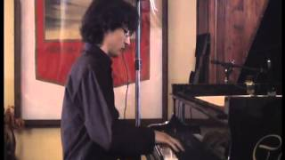 YOUNG JAZZ FESTIVAL 12  MANUEL MAGRINI   PIANO SOLO.mov