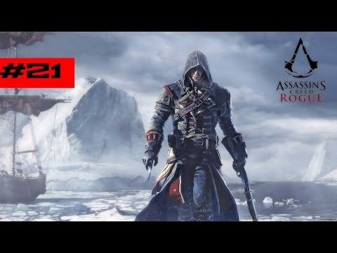 Assassin's Creed Rogue Walkthrough #21 Whaling