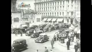 Old Bucharest footage Vechiul Bucuresti Romania