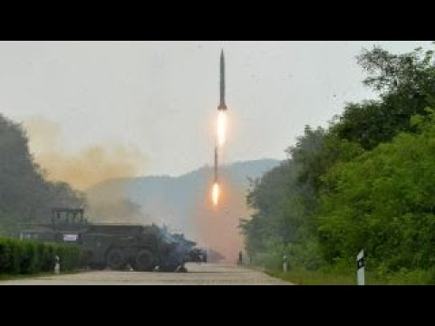 US demonstrates to North Korea that military option is on the table