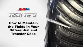 AMSOIL Tech Tips: Automatic Transmission Fluid