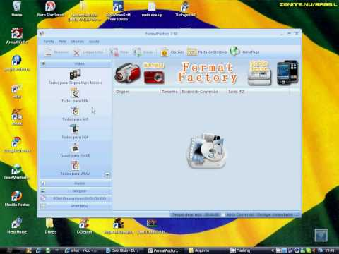 Converter qualquer arquivo para mp3