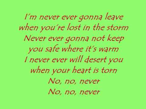 Texas Lightning - No no never ( Eurovision Song Contest 2006 Athens )(+lyrics)