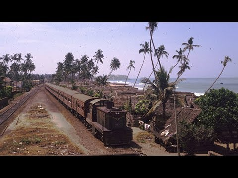 Vintage travel films: Sri Lanka, 1980