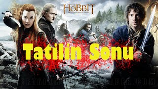 """TATİLİN SONU"" Official Trailer"