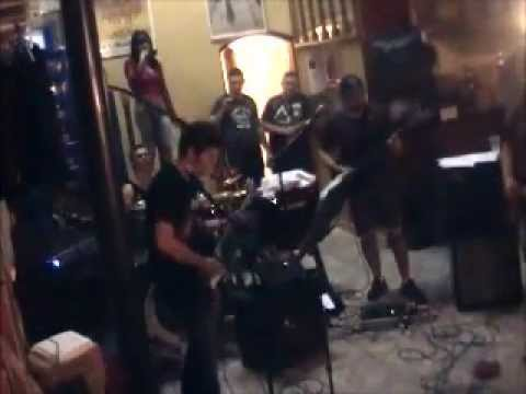 THE PROFES - BLACK NIGHT - DEEP PURPLE COVER - AO VIVO NO DRAGES DO SOL M.C