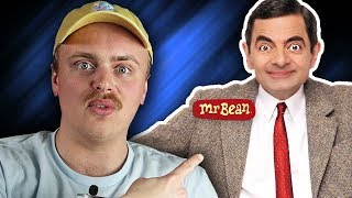 What's going on with Mr. Bean on YouTube?