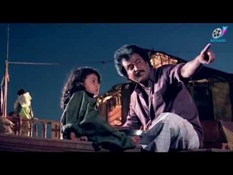 Rajinikanth Super Scene | Tamil Super Scene | Thalapathi Scenes | Bhanupriya | Mani Ratnam