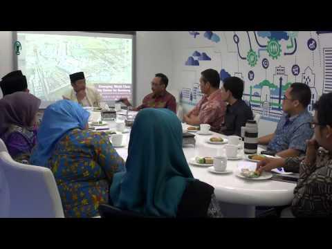 150904 Menerima Wakil Presiden Asian Development Bank