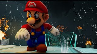 Unreal Engine 4 [4.20.1] Super Mario 64 / Road to Bowser