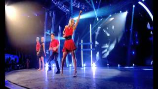 Group Dance - Don't Stop Me Now (Queen) - So You Think You Can Dance 2011 Final - BBC One