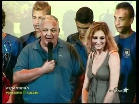 Campioni d'Italia Accademia Inter – Premiazione Giovanissimi Sprint & Sport. Mister Benoit Cauet