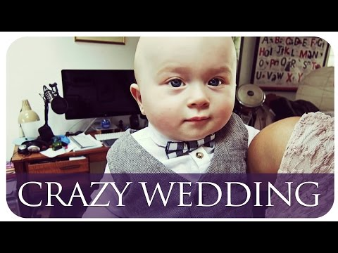 CRAZY WEDDING | HANNAH MAGGS