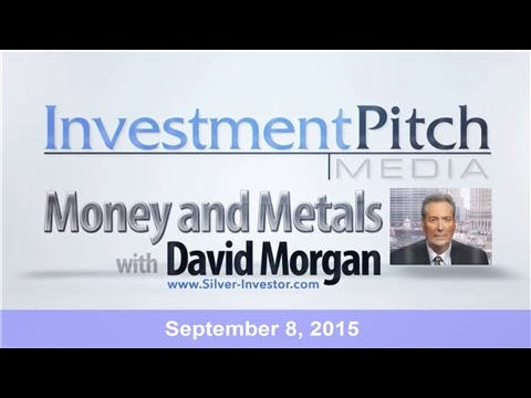 Money & Metals with David Morgan – China plunges in global equity markets