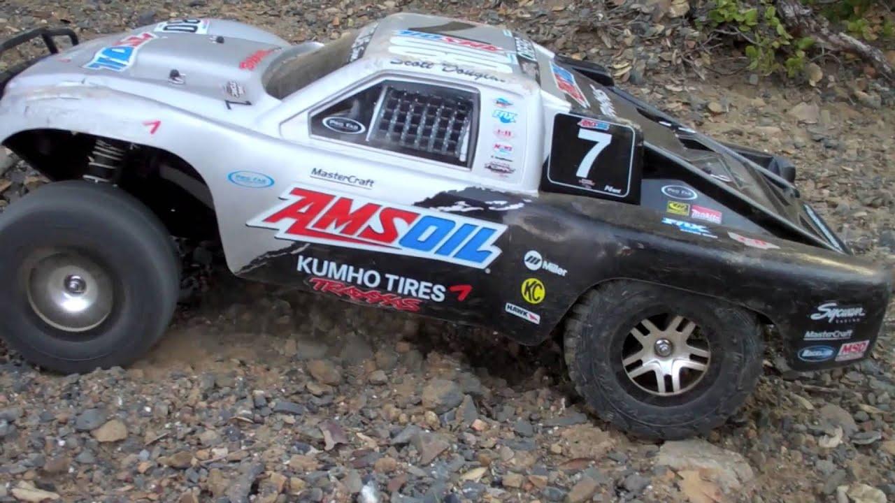 Traxxas Slash 4x4 Rc Cars RC EXPLORER - TRAXXAS Slash 4x4 TAKES ON HiLL CLiMB - YouTube