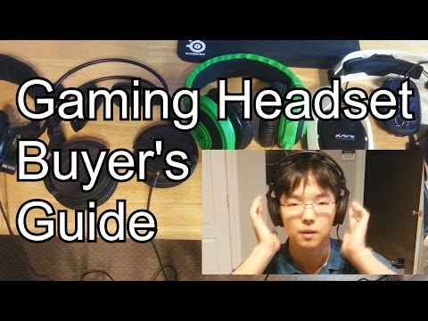 Gaming Headset Review and Buyer's Guide: Which Headset is Best for You? (PC. Xbox. Playstation)