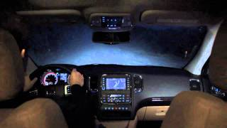 2011 Dodge Durango Voice Command GPS