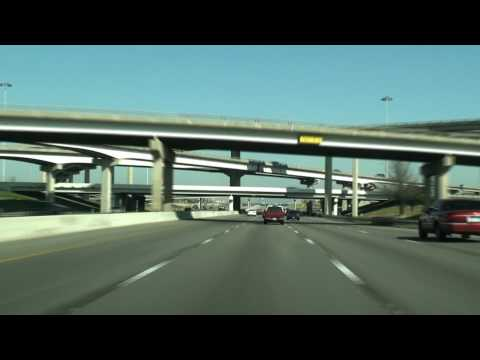 Video Follows I-635 From mile 4 south of the us-80/i-635 interchange to mile 32 west of the george bush turnpike in irving texas.