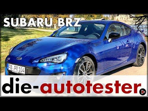 2018 Subaru BRZ Sport+ - Sportcoupé mit Heckantrieb im Test | Fahrbericht | 2018 | Deutsch