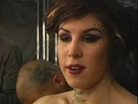 Kat Von D talks about her tattoo concealer for Sephora.