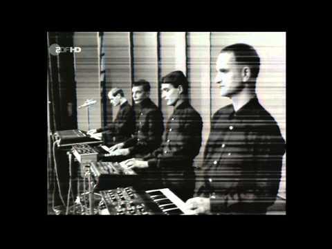 Kraftwerk Das Model (Live ZDF) retronew