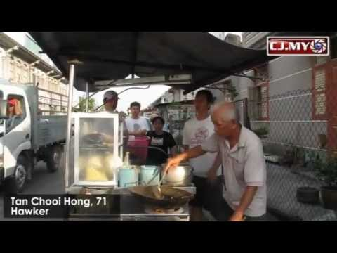 Char Koay Teow the traditional way