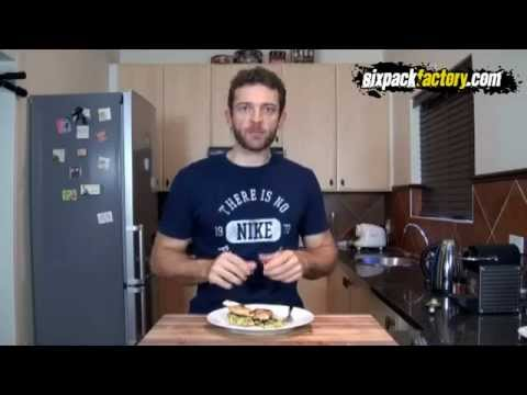 Muscle Building Food : Ultimate Dinner Meal For Gain Muscle & Six Pack Abs