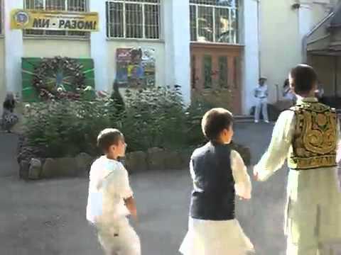 Afghan Pashto Attan In Odessa video
