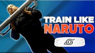 Naruto's Early Training (Naruto) | Naruto Series | Real Anime Training