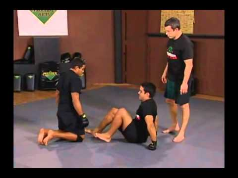 Mixed Martial Arts | Intermediate | Grappling | Half Guard Sweep Image 1