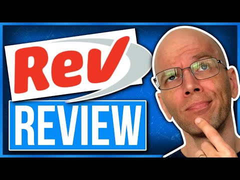 Review of Rev.com: Is Rev Worth It?