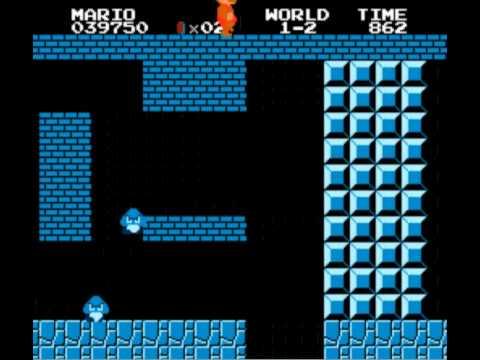 Super Mario Frustration (forever) - Let