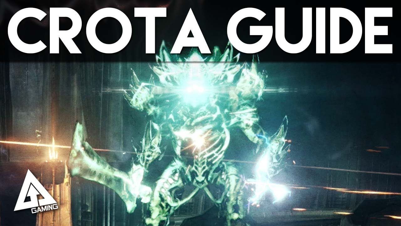 Destiny Crota's End Raid Guide