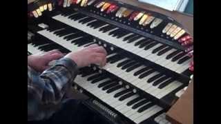 Organowe Instrumentalne Melodie cz.1 ; Romantyczne Organy  (Romantic Orgel)