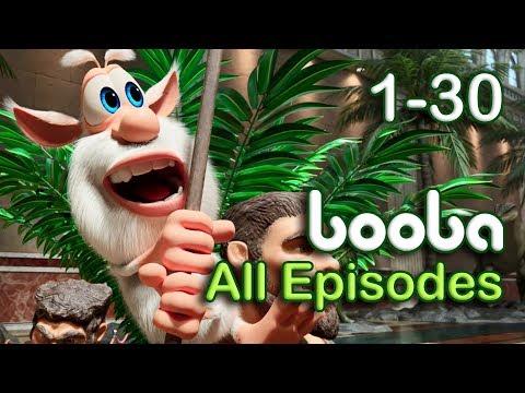 Booba - All Episodes Compilation (30-1) Funny cartoons for kids 2018 KEDOO ToonsTV thumbnail