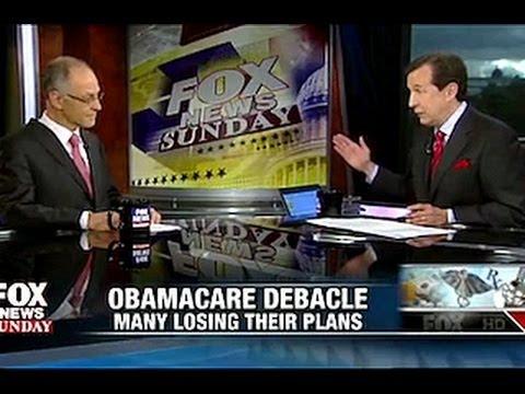 Chris Wallace Pins Down Ezekiel Emanuel on Obamacare Promises in Blistering Argument
