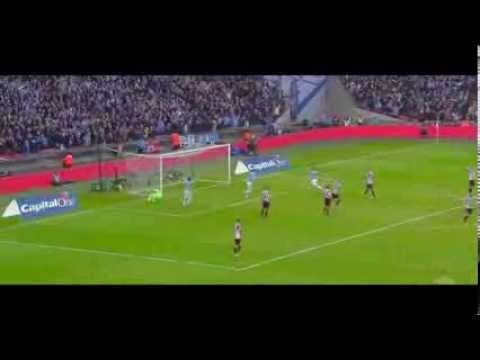 Yaya Toure Amazing goal vs Sunderland 720p *HD* (2/3/2014) / Capital One Cup