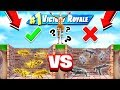 GOOD vs BAD LOOT DROPPER *NEW* Game Mode in Fortnite Battle Royale