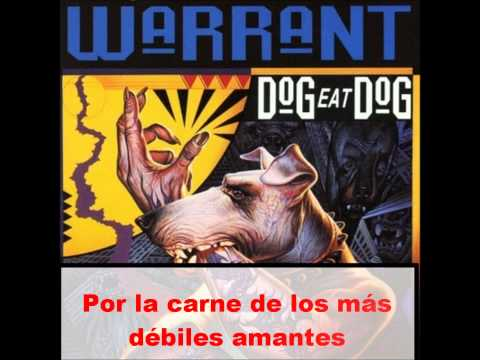 Warrant - Machine Gun
