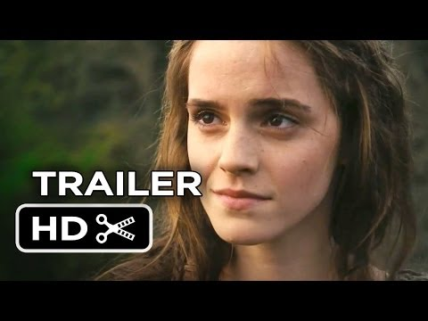 Noah Official Trailer #1 (2014) - Russell Crowe, Emma Watson Movie HD klip izle