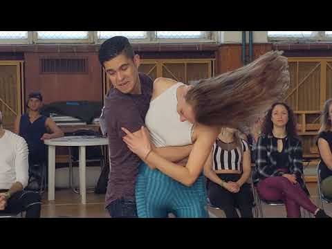 PZC2019 J&J Intermediate Heat2 Video4 ~ Zouk Soul