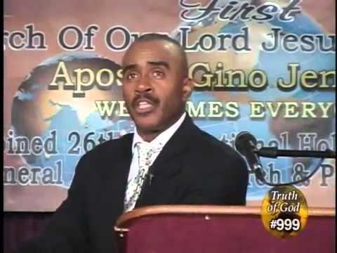 Pastor Gino Jennings Truth of God Telecast 998 999 Philadelphia, PA